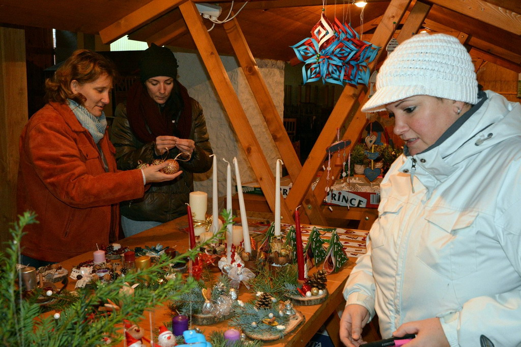 Adventi forgatag 2014